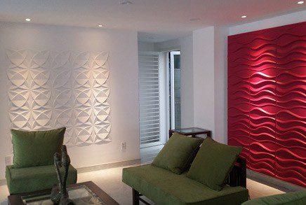 חיפוי קירות לעיצוב משרדים